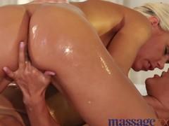 Massage Loan sultry lesbians enjoy derisive sex