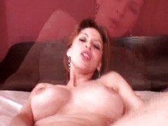 Busty MILF has unequalled orgasm