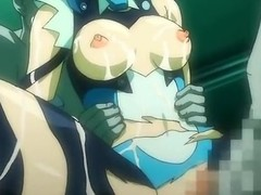 Fantastic hentai porn with contrive sex