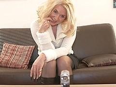 Aurous housewife masturbating heavens dramatize expunge couch