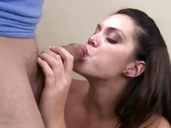 Helter-skelter violation Alison Tyler loves gulping thither hot jizz