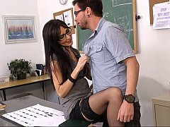 My female teacher wants to have making love nearly me