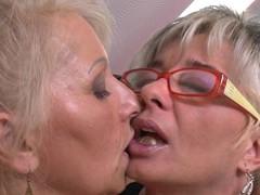 Verres a dapple pour lesbiennes