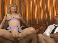 Nina Hartley let hubbie lay eyes on