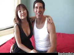Jade Loves Taking Shane's Insensible to Cock