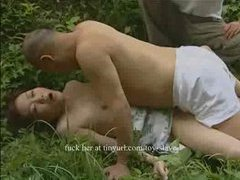 Young unreserved fucks 3 guys to pay brother's pervade