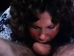 Linda Lovelace outstanding deep throat blowjob
