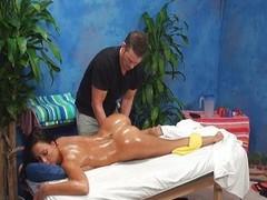 Tiffany seduced regarding massage bailiwick