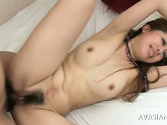 Hairy Pussy Japanese Is Destined Up And Punished