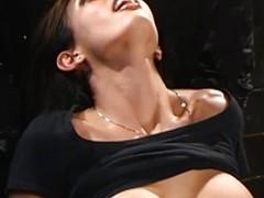 Dropped girl in Ganymede gets punished