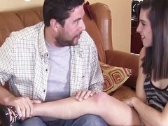 FootJob Firsthand Roxanne Crown Interview and