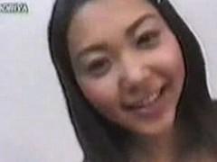 Asian girls aren't shy