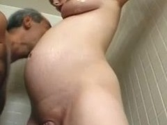 Meaningful milf Becky Cumisha gets fondled with the whistles of fucked from behind