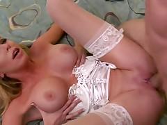 Brynn Tyler is having sex with sexy Jordan Ash