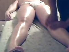 Hidden Web Camera Massage