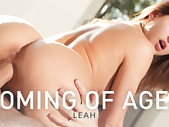 Leah Gotti in Coming of Age 2, James & Leah Video
