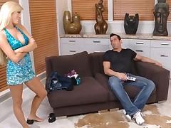Tasha Reign & Billy Glide in My Wife Shot Friend